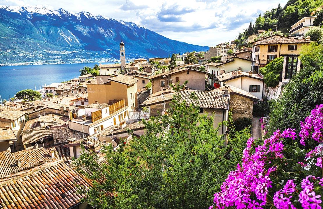 Limone  Hotel Ilma Lago di Garda - Limone sul Garda